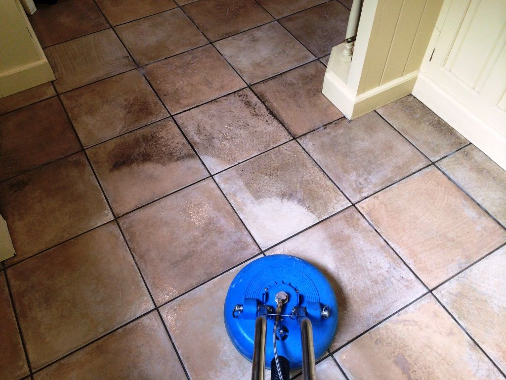 Virginia Beach Ceramic Tile Grout Cleaning Services
